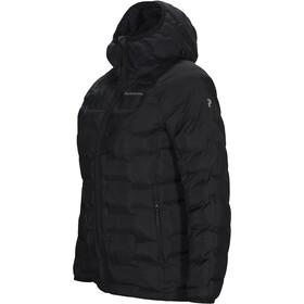 Peak Performance Argon Hood Jacket Dam Black